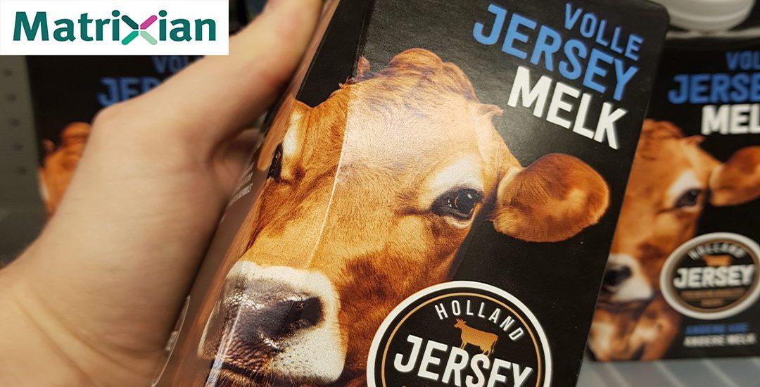 Vol in actie voor de volste melk van Nederland