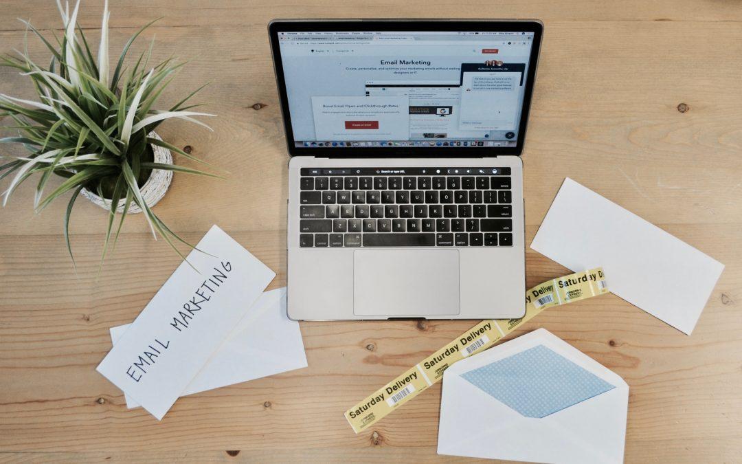 Succesvolle data driven e-mailmarketing in vier stappen